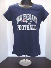 New England Patriots Womens Blue T-Shirt - New With Tags!!