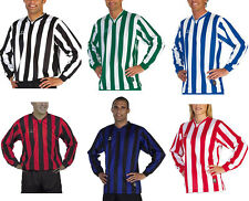 Masita Nantes Football Referee Kit Shirt Soccer Clothing Footie Jersey/Top