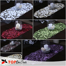 Amazing Oval Table Runners Tablecloths Dining Living Room Table Decorations New