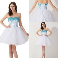 Babyonlinedress Short Beaded Homecoming Evening Party Cocktail Prom Dresses