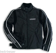 DUCATI Dainese Nero Textile Jacket Tex Jacket black new