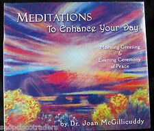 CD Meditations to Enhance Your Day Joan McGillicuddy Relaxation Success B044
