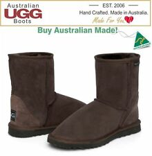 UGG BOOTS - Classic Short, 100% Australian Made, Genuine Sheepskin, 16 Colours
