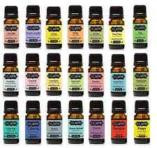 Lisse Essentials 100% Pure And Natural Therapeutic Grade Essential Oils 10 ml