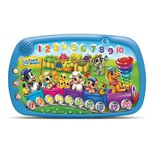 Leapfrog Touch Magic Counting Train - New