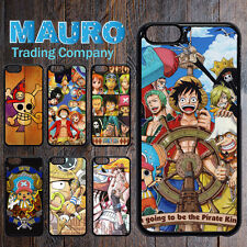 Anime One Piece Monkey D. Luffy iPhone 4/4s 5/5s 5c 6/6s  6/6s Plus Case Cover
