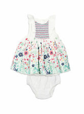 Pumpkin Patch Baby Girls Floral Dress and Knicker - Sale