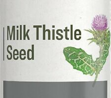 MILK THISTLE SEED Single Liquid Herb Extract Natural Herbal Tincture Made in USA