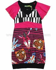 Desigual Girls Dress Accra, Sizes 5-14