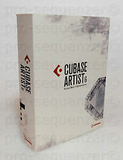 Steinberg Cubase Artist 6.5 Voll Mac/PC Dongle eLicenser Unregistriert+ Garantie