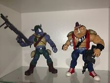 Teenage Mutant Hero Ninja Turtles , Classic Bebop und Rocksteady