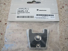 Manfrotto 384PL-14 Accessory Plate 1/4-20 F/384 NEW!