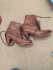 Victorian style Brogue Boots - Steampunk/vintage