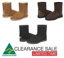 UGG BOOTS - Classic Short - 100% Australian Made - CLEARANCE SALE