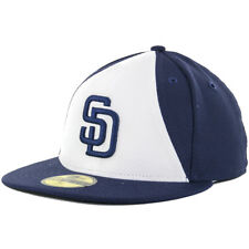 New Era 59Fifty Batting Practice 2016 San Diego Padres Game (Navy/White) MLB Cap