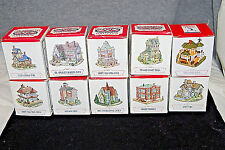 Individual Liberty Falls Buildings in Boxes - The Americana Collection  [S5898]