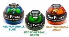 NSD POWERBALL POCKET GYM AFL CHAMPION GYRO BALL GYROSCOPE