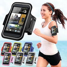 For HTC One A9 M9 M8 Armband Holder ,Running Gym Bag Sport Arm Band Case Cover