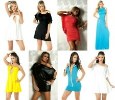 NEW Wholesale Lot Dress EXOTIC Tube Gown Clubwear Formal SEXY S M L XL Rave