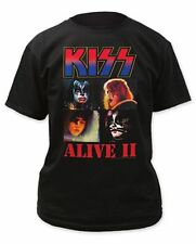 "Kiss ""Alive II"" T-Shirt - FREE SHIPPING"