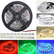 5M 300Leds SMD 5630 Led Strip Lights White Red Blue Green Lamps Type Robbin 12V