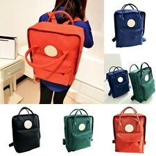 Fashion Tote Daypack Canvas Backpack Outdoor School Bag Classic Medium New