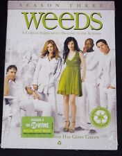Weeds: Season Three 3 (DVD/2008/Multi) Showtime Mary Louise Parker ~BRAND NEW!~