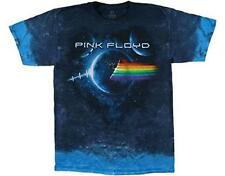 OFFICIAL LICENSED - PINK FLOYD - PULSE EXPLOSION TIE DYE T SHIRT ROCK GILMORE