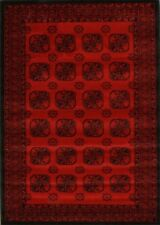 Network Rugs NEW Samatra Traditional Persian Style Red Black Rug