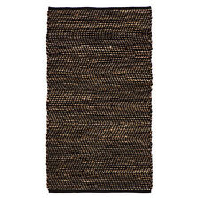 Fab Rugs Rugs NEW Ibis Black Cotton And Jute Rug