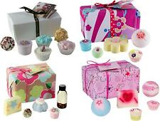 Bomb Cosmetics Bath & Soap Gift Sets Natural Ingredients, Handmade, Pre-wrapped