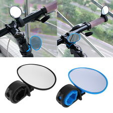 Bike Bicycle Cycling Rear View Mirror Handlebar Flexible Safety Rearview SL