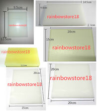 Plastic/Rubber Board For Hole Punching Stamping Tool Leather Cutting Craft