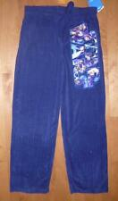 Mens Disney STAR WARS Fleece Sleep Pants Size S M Lounge Pajamas NWT Navy Blue
