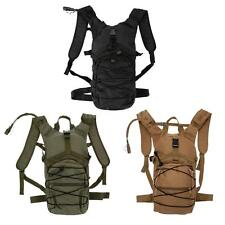 2.5L Tactical Outdoor Hydration Water Backpack Bag With Bladder Climbing AL S2Y2