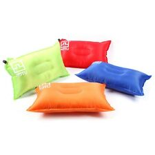 Self Inflating Camping Pillow Air Bed Cushion Travel Hiking 50x25CM Outdoor SL