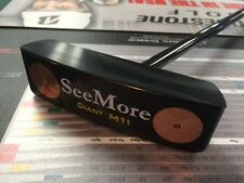 New, SeeMore Giant M1t  Putter. Choose Length. RIGHT HANDED See More