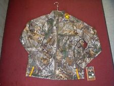 Medium  Jacket Scent Lok Vigilante Realtree Xtra