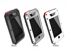 Metal Aluminum Water/Shock/Dust Proof Case For Samsung Galaxy S4 IV i9500 Colors