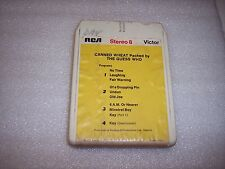 8 TRACK  THE GUESS WHO  CANNED WHEAT PACKED BY THE GUESS WHO    72