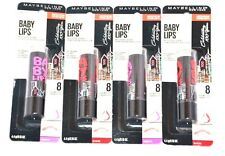 NEW X2 Rare Maybelline Baby Lips Celebrating 100 Years Limited Edition - CHOOSE