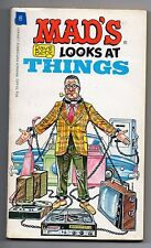 Mad's Dave Berg Looks at Things : The Ides of Mad by Dave Berg (1974, Paperback)