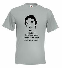 Pete Doherty T Shirt I Was A Troubled Teen.... Libertines Babyshambles