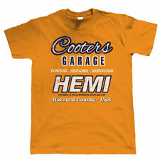 Cooters Garage, Mens Hemi Muscle Car T Shirt - Birthday Gift for Him Dad