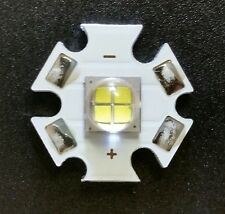 Cree MK-R White Color 15W LED Emitter Bead LED Mounted On 20mm Star PCB QTY 1