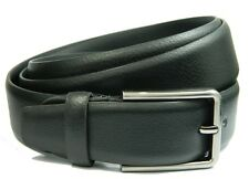 Genuine Leather Belt Corporate Profile Belt ALCE Men Formal strap & buckle 35 mm
