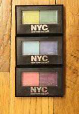 NEW NYC New York Color City Duet Eye Shadow Pick Your Color