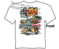 Ed Roth Rat Fink Hot Rod T Shirts Rat Fink Shirts Big Daddy Clothing Junk Yard