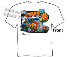Hot Rod T Shirts 33 34 Ford Tee 1933 1934 Street Rod Shirt Sz M L XL 2XL 3XL