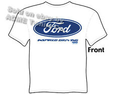 Ford T Shirt Mustang Shirts Ford Blue Oval Automotive Shirts Emblem Badge Logo